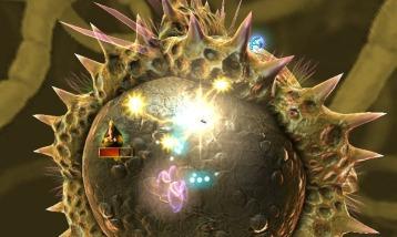 nano assault nintendo 3DS 11