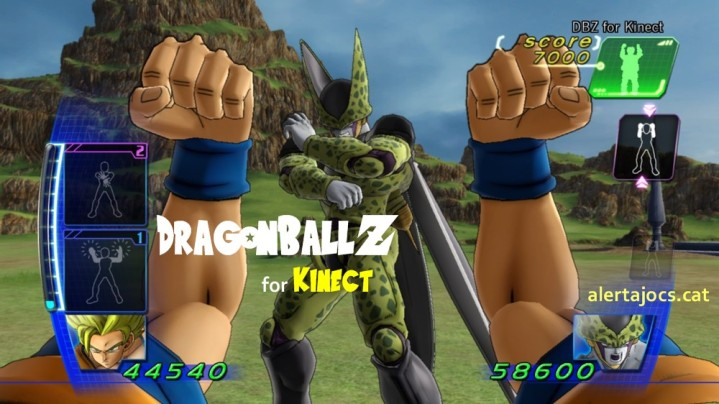 Dragon Ball For Kinect images a01