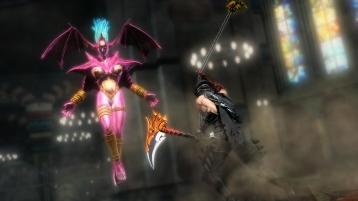 Ninja Gaiden III Razor's Edge Wii U screenshots b02