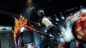Ninja Gaiden III Razor's Edge Wii U screenshots b03