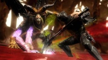 Ninja Gaiden III Razor's Edge Wii U screenshots b06