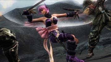 Ninja Gaiden III Razor's Edge Wii U screenshots b08