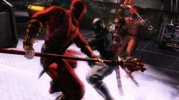 Ninja Gaiden III Razor's Edge Wii U screenshots b09