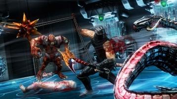 Ninja Gaiden III Razor's Edge Wii U screenshots b10