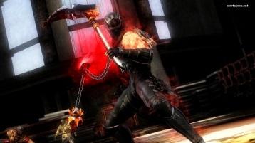 Ninja Gaiden III Razor's Edge Wii U screenshots b11