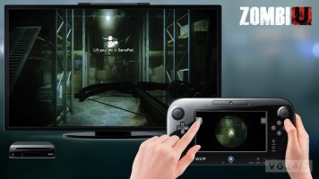 ZombiU Wii U screenshots a01