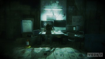 ZombiU Wii U screenshots a17