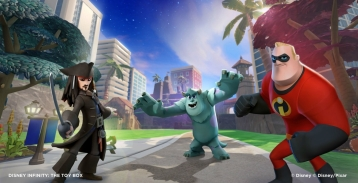 Disney Infinity screenshots 05