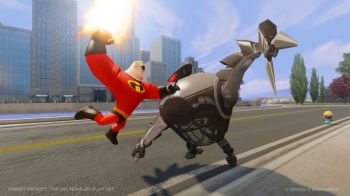 Disney Infinity screenshots 13