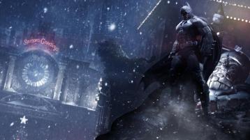 Batman Arkham Origins images 10