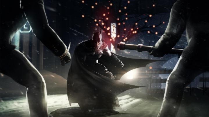 Batman Arkham Origins images 12