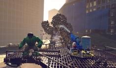 Lego Marvel Super Heroes screenshots 01