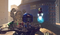 Lego Marvel Super Heroes screenshots 02