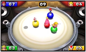 Mario Party 3DS images 00