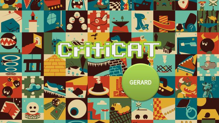 critiCAT GERARD