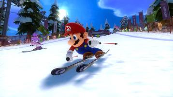 Mario & Sonic at the Sochi 2014 Olympic Winter Games images 01