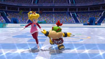 Mario & Sonic at the Sochi 2014 Olympic Winter Games images 02