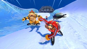 Mario & Sonic at the Sochi 2014 Olympic Winter Games images 03