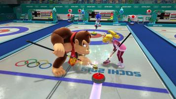 Mario & Sonic at the Sochi 2014 Olympic Winter Games images 04