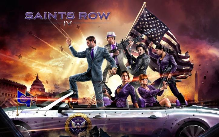 Saints Row IV wallpaper