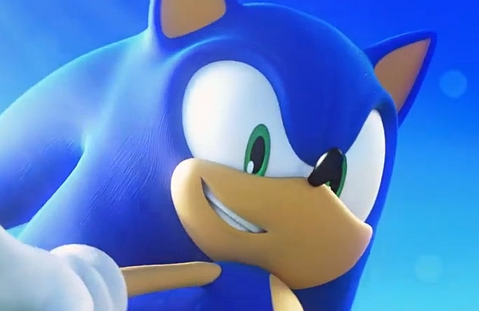 Sonic Lost World reveal trailer
