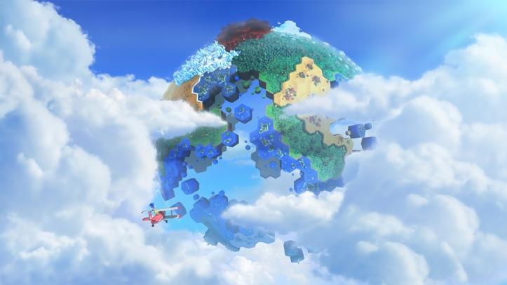 Sonic Lost World Wii U 3DS