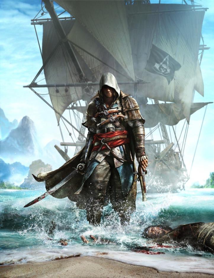 Assassin's Creed 4 Edward Kenway