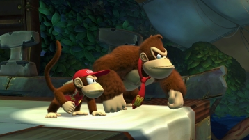 Donkey Kong Country Tropical Freeze images 01