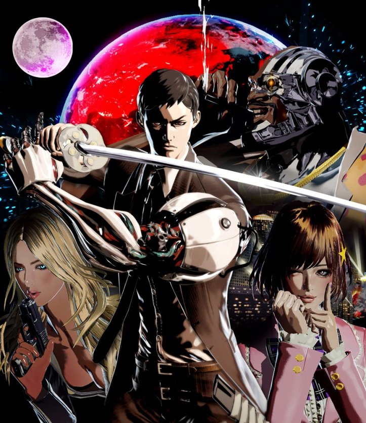 Killer is Dead artwokr