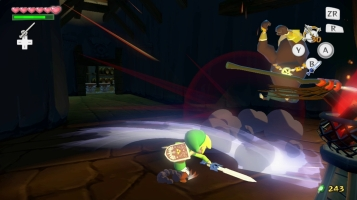Zelda The Wind Waker HD Wii U images 02