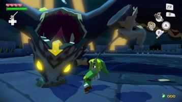 Zelda The Wind Waker HD Wii U images 03