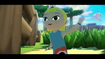 Zelda The Wind Waker HD Wii U images 05