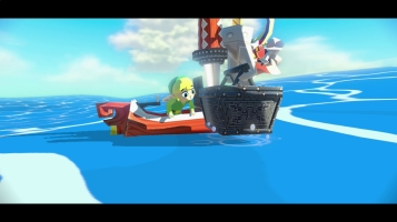 Zelda The Wind Waker HD Wii U images 10