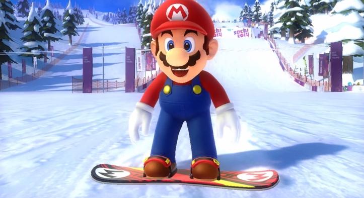 Mario & Sonic 2014 images