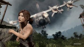 Tomb Raider trailer - video