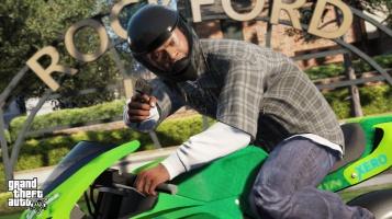 Grand Theft Auto V screenshots 02