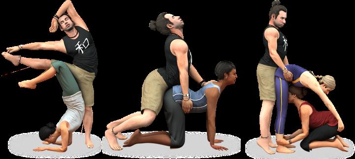 GTA V ioga screenshots