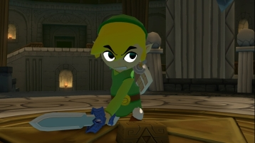 The Legend of Zelda The Wind Waker HD screenshots 01