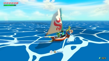 The Legend of Zelda The Wind Waker HD screenshots 03