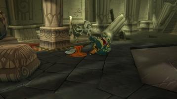 The Legend of Zelda The Wind Waker HD screenshots 06