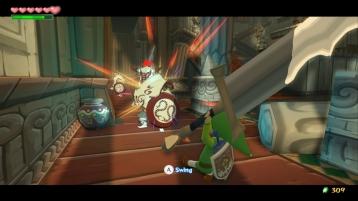 The Legend of Zelda The Wind Waker HD screenshots 07