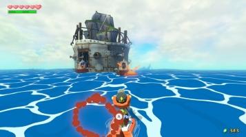 The Legend of Zelda The Wind Waker HD screenshots 08