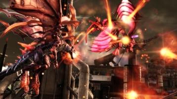 Crimson Dragon screenshots 01