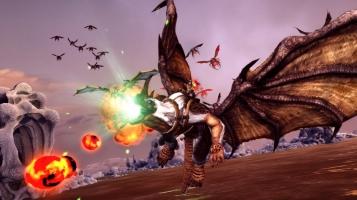 Crimson Dragon screenshots 02