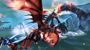 Crimson Dragon screenshots 03