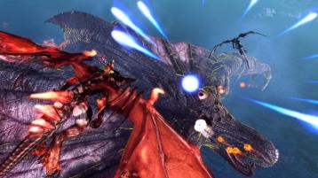 Crimson Dragon screenshots 05