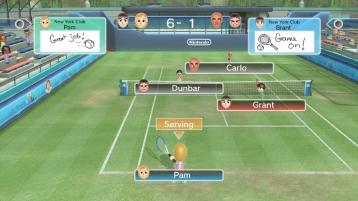 Wii Sports Club screenshots 07