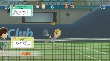 Wii Sports Club screenshots 10