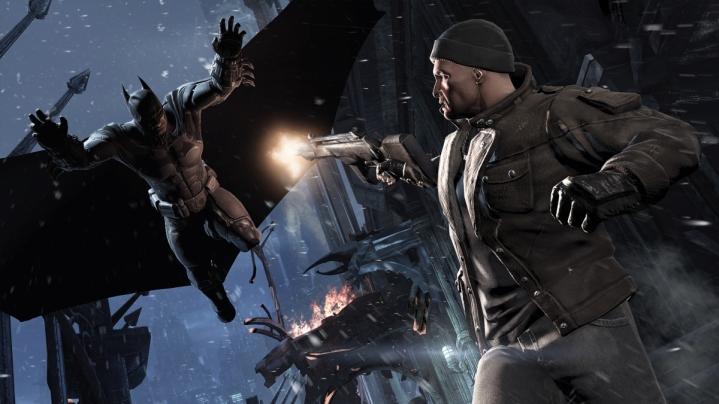 Batman Arkham Origins screenshots 09