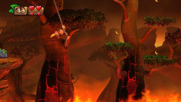 Donkey Kong Country Tropical Freeze screenshots 01